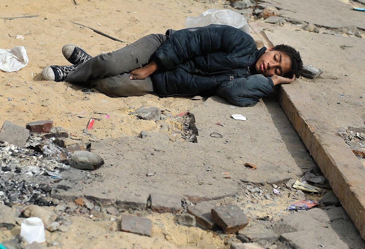 Egypt 25 January 2011