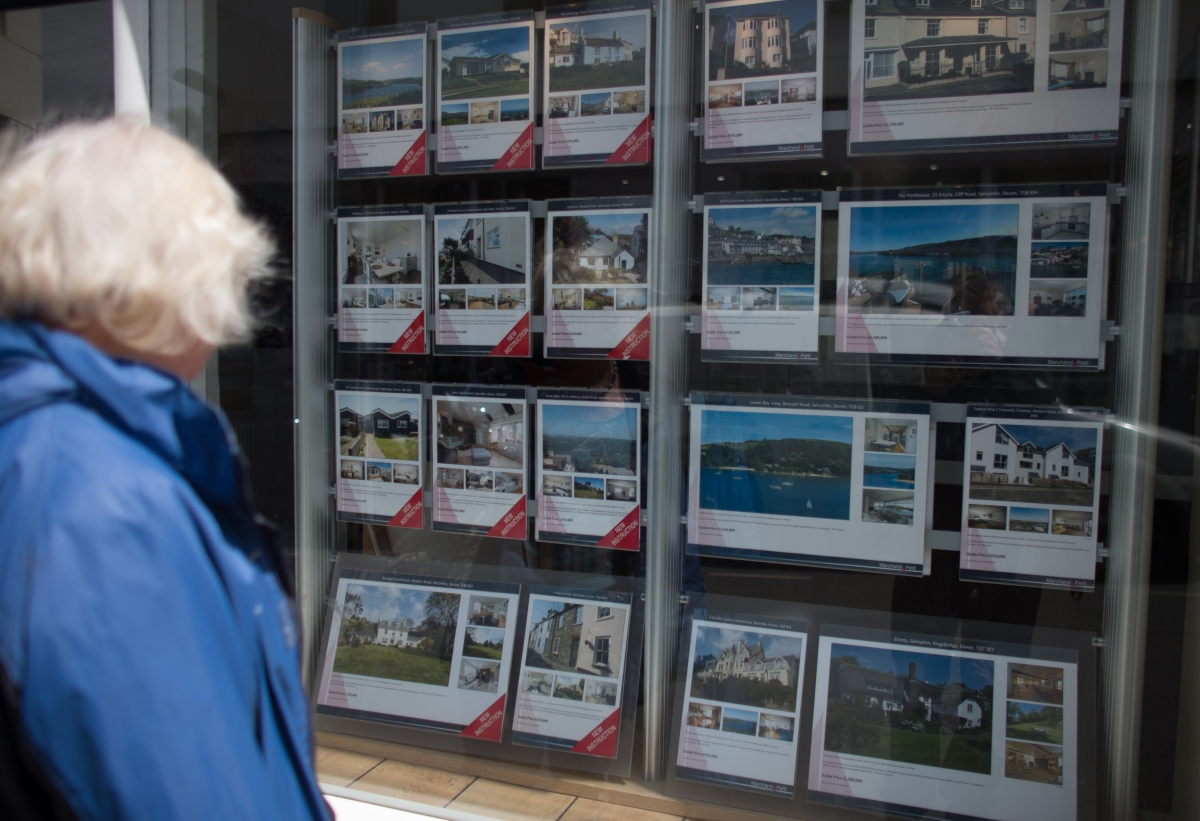 UK house prices property Knight Frank