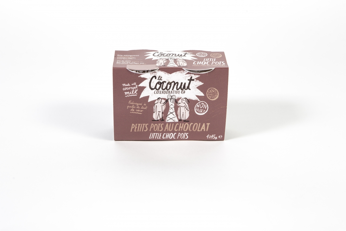 the coconut collaborative choc pots