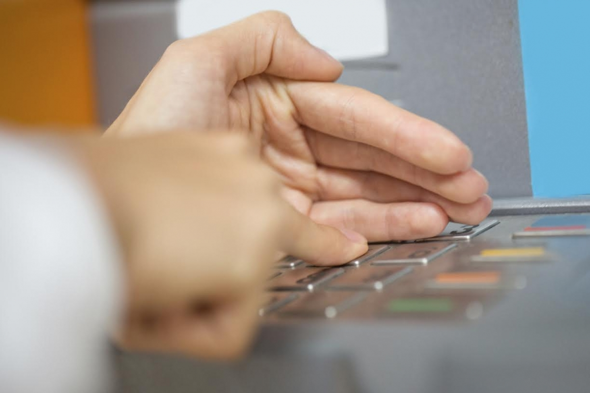 Hackers steal millions from ATMs without using a card