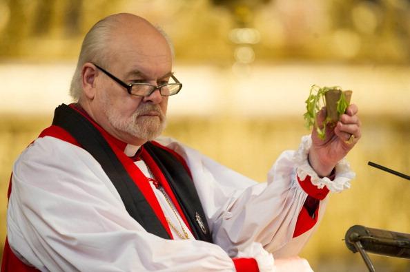Rt Rev Richard Chartres, Bishop of London