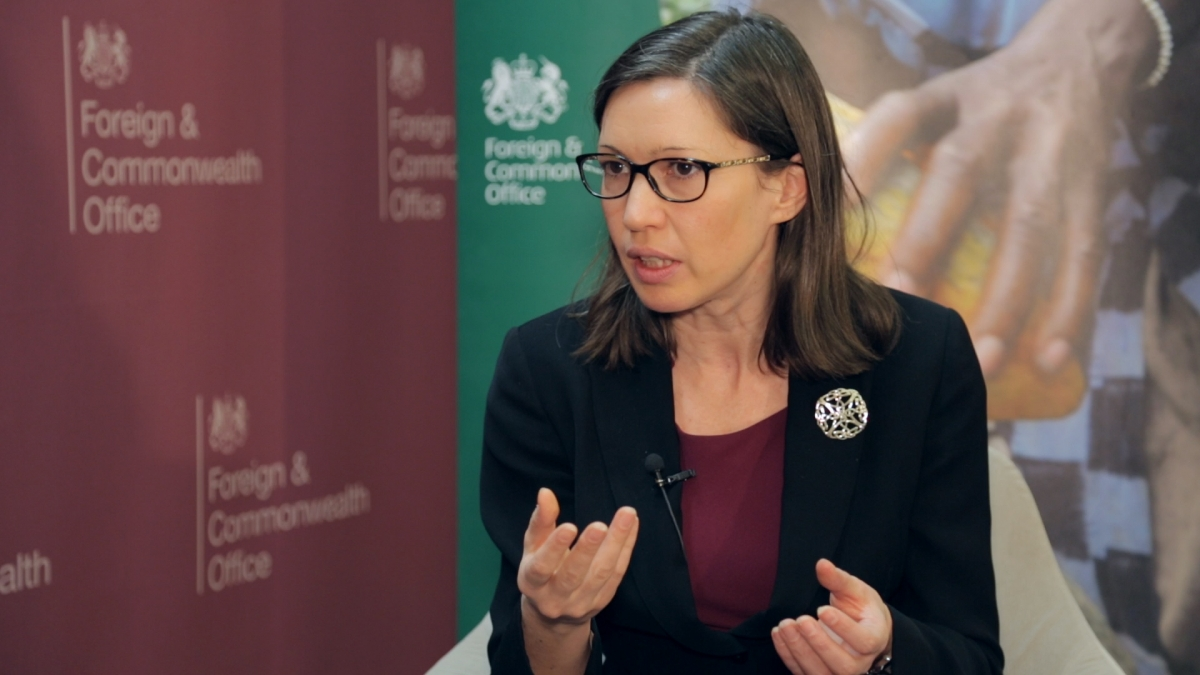 Interview with the UK Foreign and Commonwealth on the DRC's presidential elections