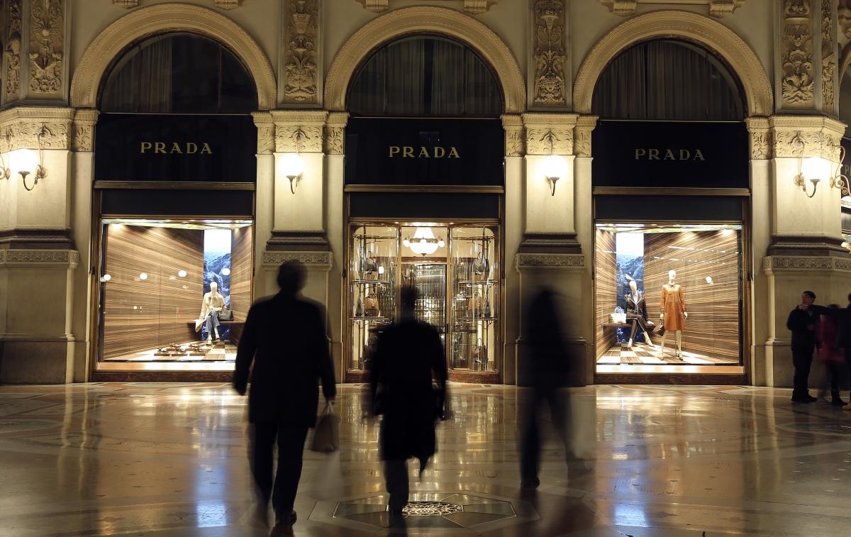 Fake Prada website shut down by Italian police