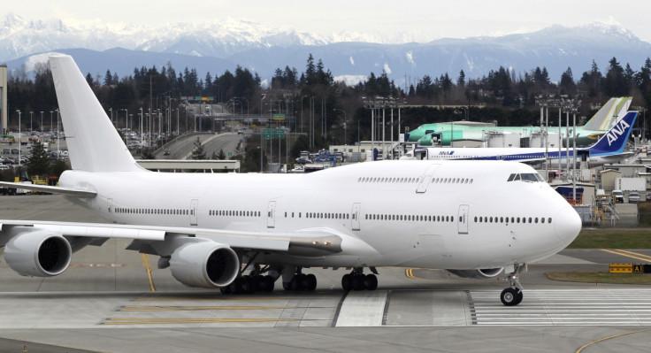 Boeing 747-8, Everett