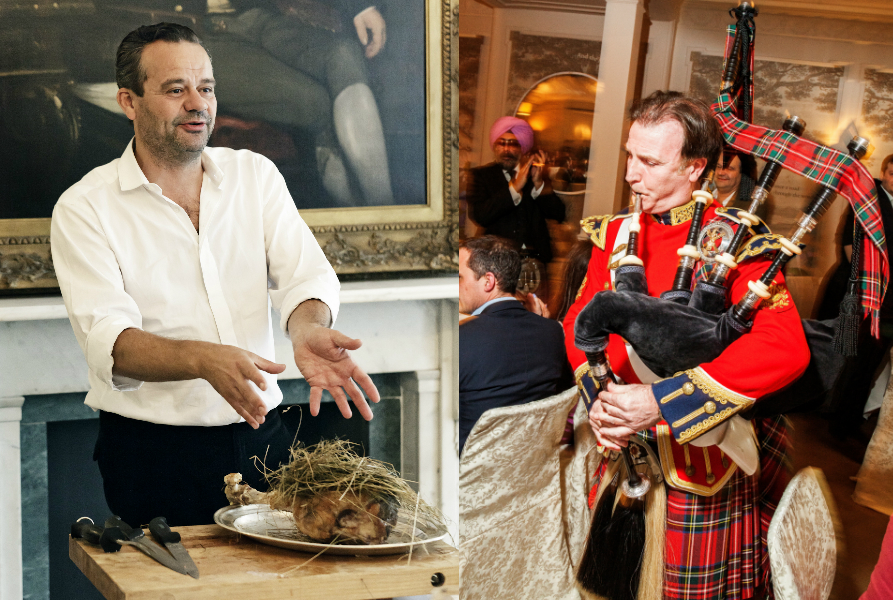 Where to celebrate Burns Night