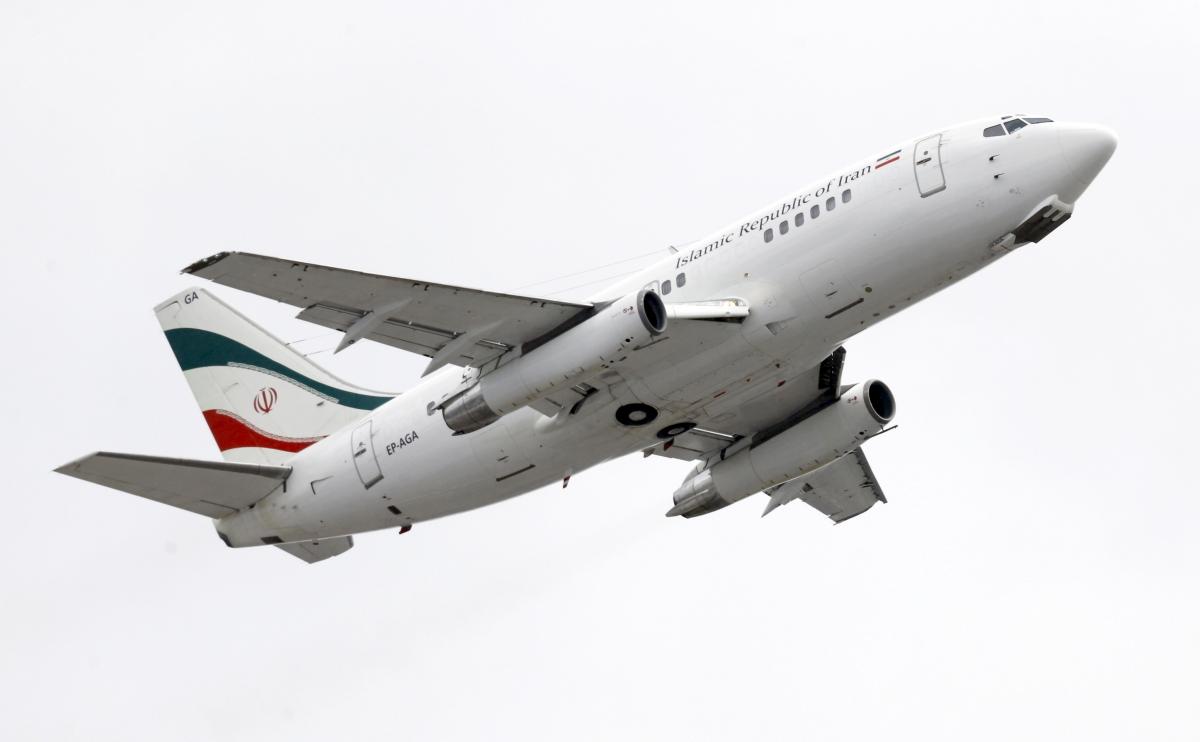 Iran Airbus deal