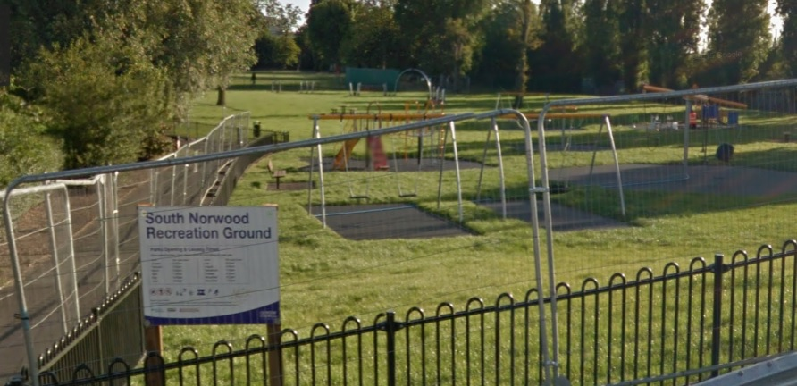 Croydon murder January 2016 Norwood