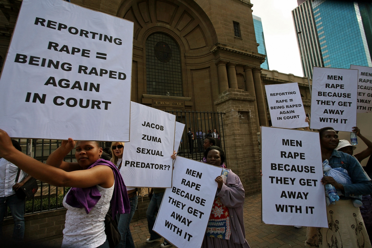 women's rights South Africa
