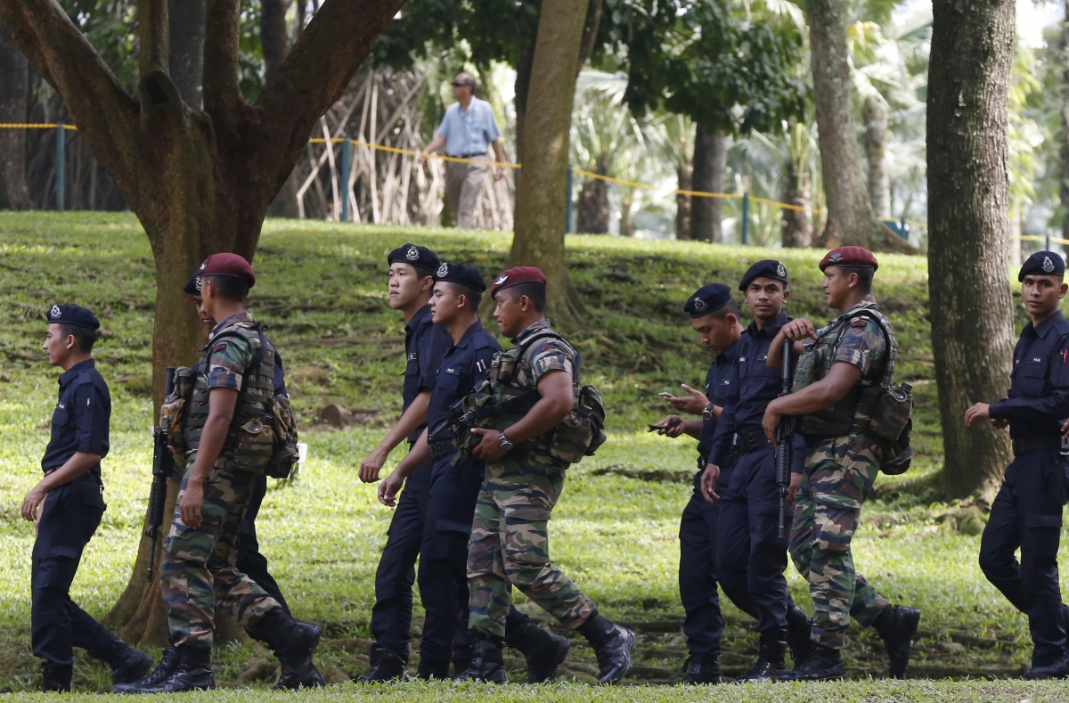 Malaysia arrests immigration officer and six others with ISIS links