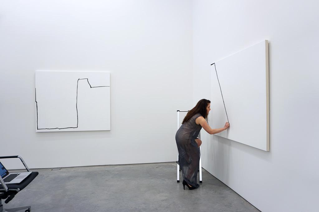 Sarah Meyohas performance art
