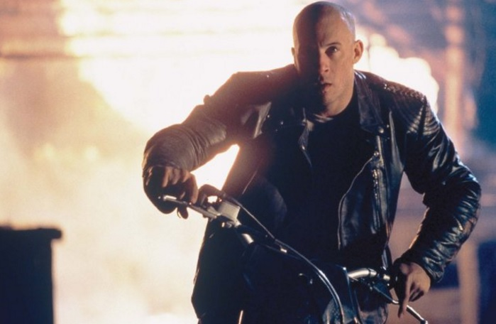 Vin Diesel in xXx (2002)