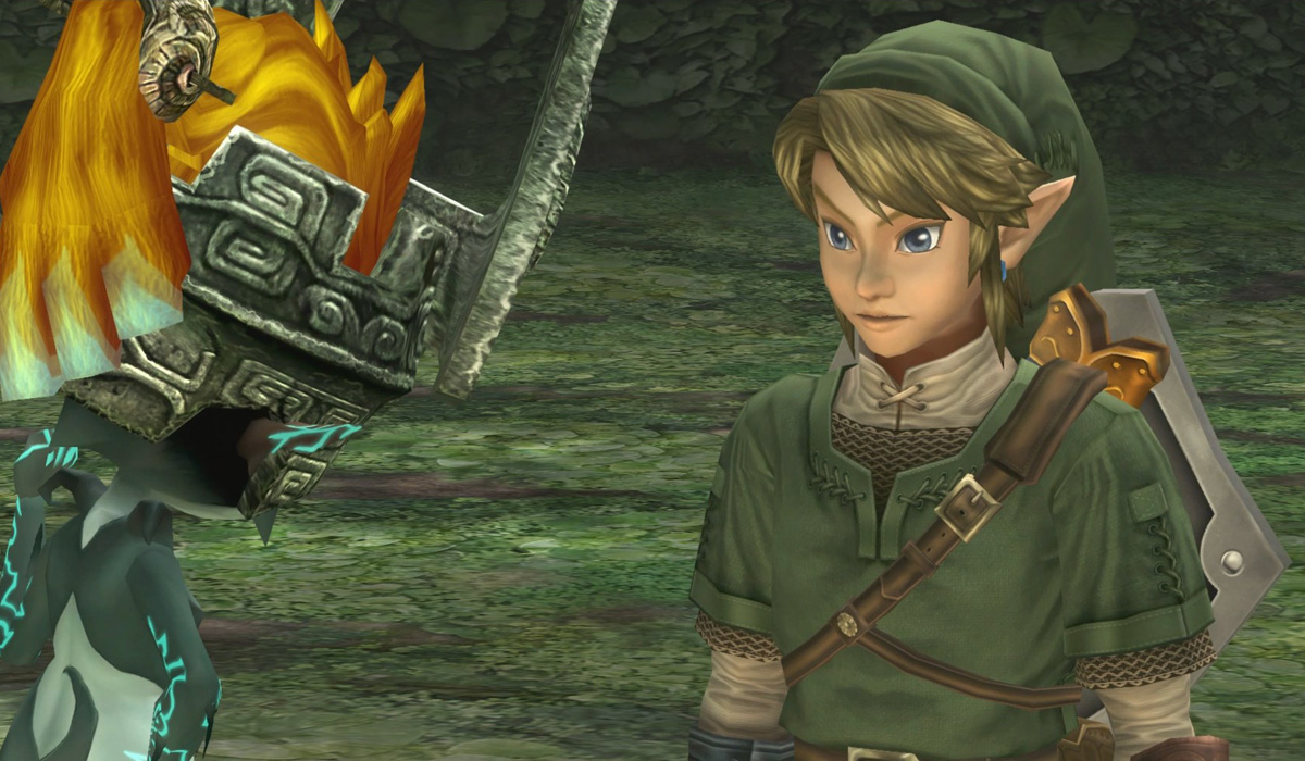 Twilight Princess HD remaster Zelda