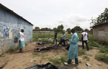 Ivory Coast post-electoral violence