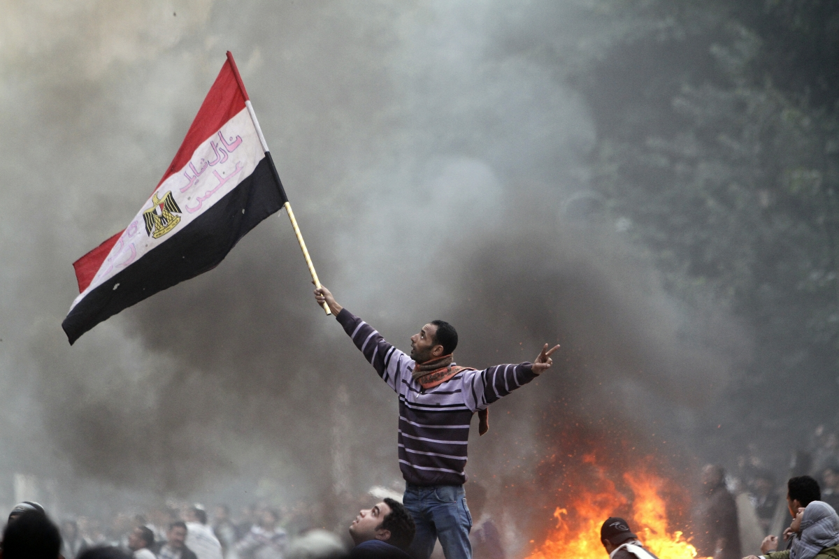 Egypt arab spring