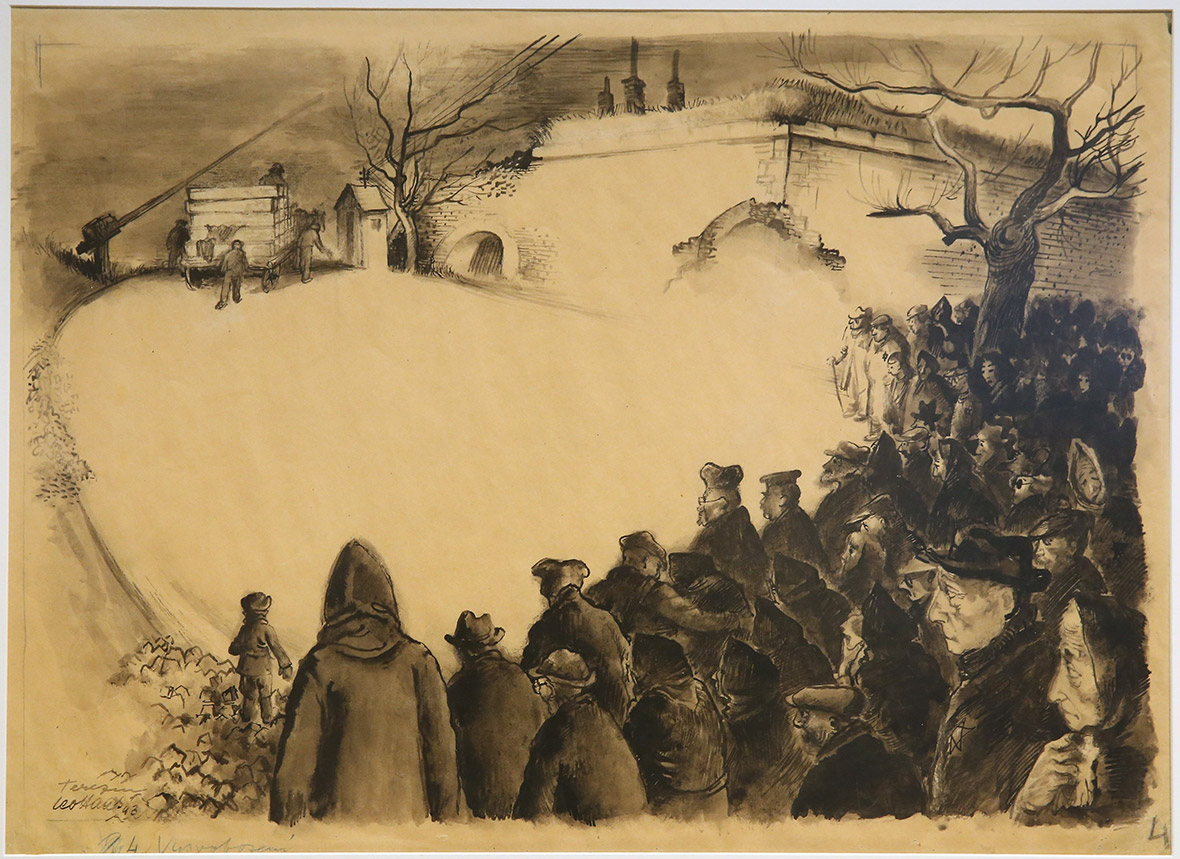 Art from the Holocaust