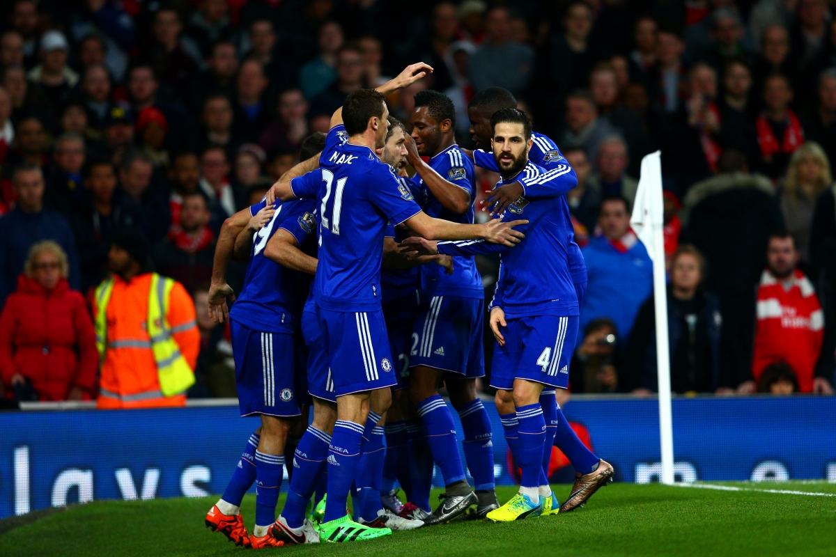 Arsenal 0-1 Chelsea