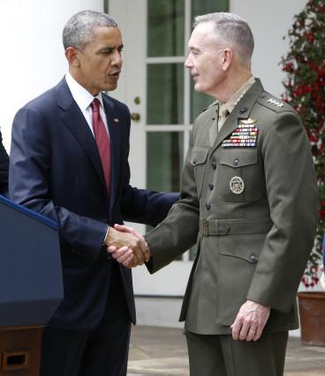 Marine Corps' Commandant Joseph Dunford