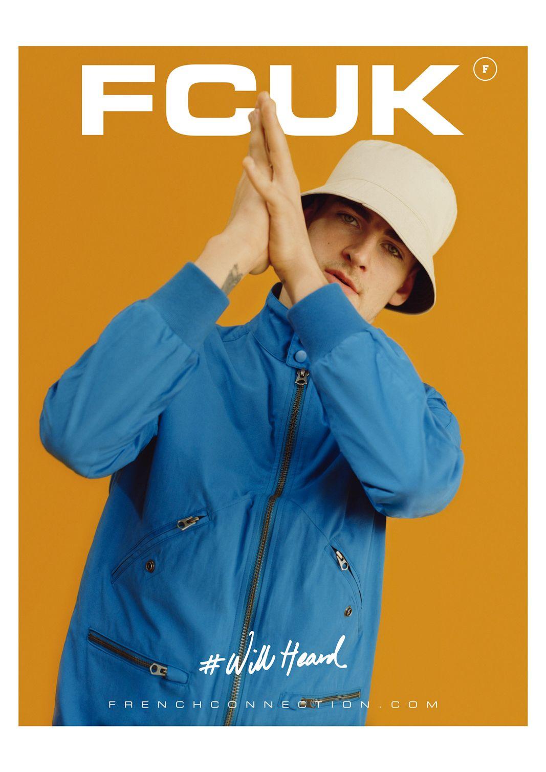 FCUK returns