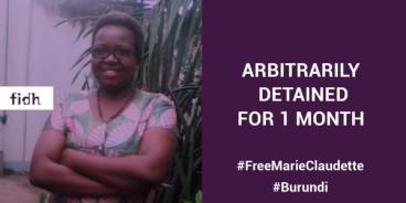#FreeMarieClaudette