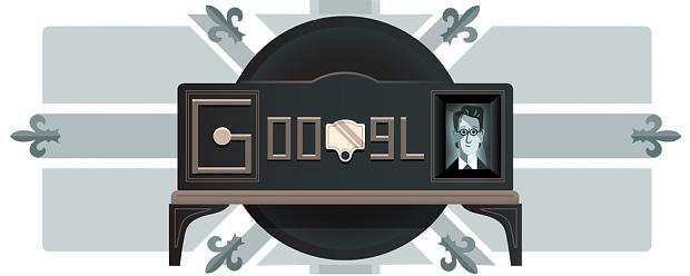 Google doodle Baird