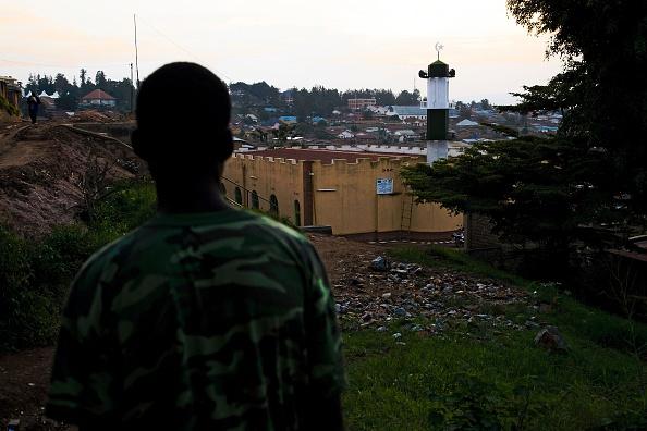 Rwanda mosque