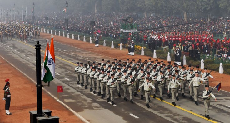 India Republic Day Parade