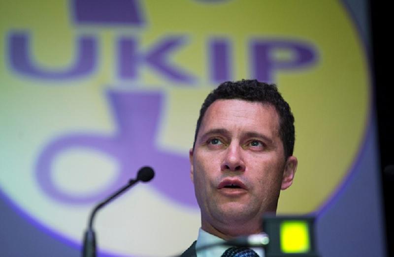Ukip's Steven Woolfe MEP