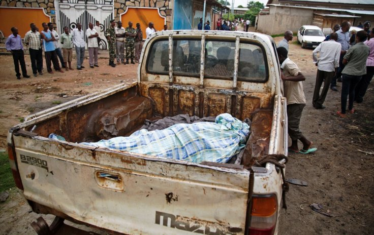 Burundi human rights