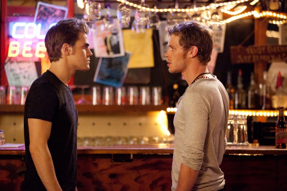 Vampire Diaries and Originals crossover