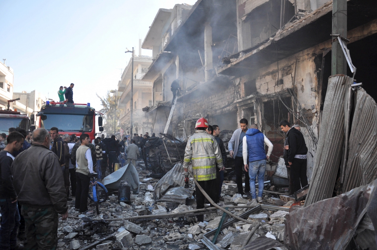 Homs balsts