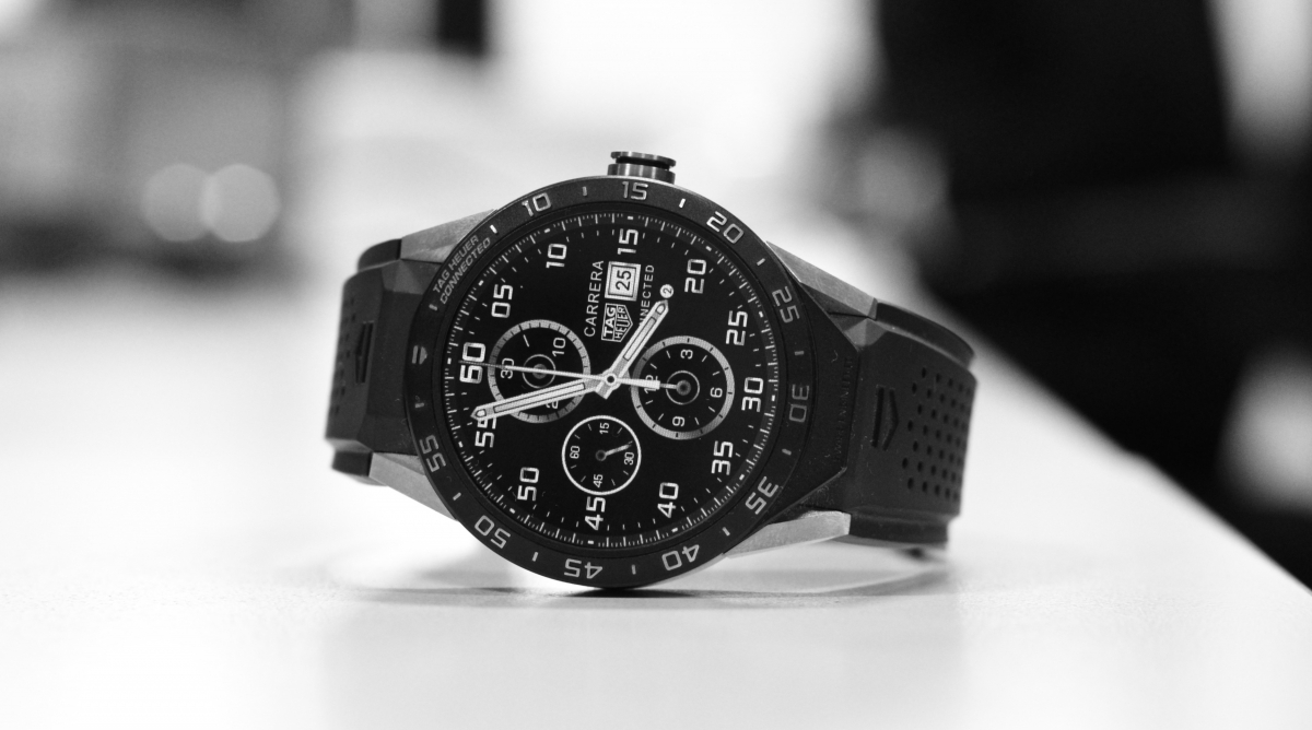TAG Heuer Connected outsold expectations, next model coming in May