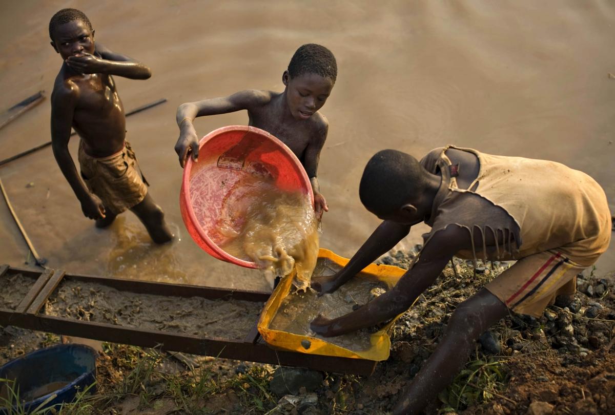 DRC conflict minerals