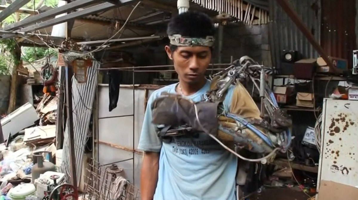 Indonesian Iron Man
