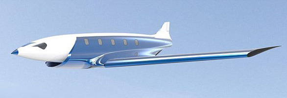 Antipode future hypersonic jet concept
