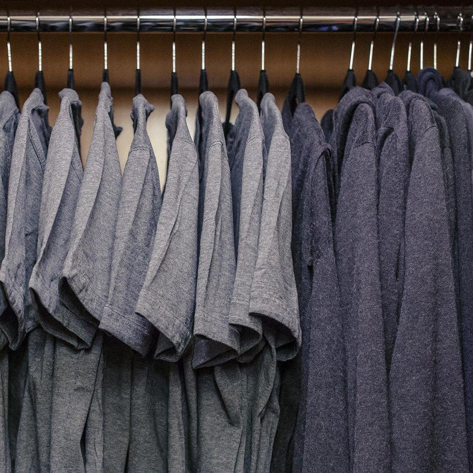 Mark Zuckerberg's wardrobe