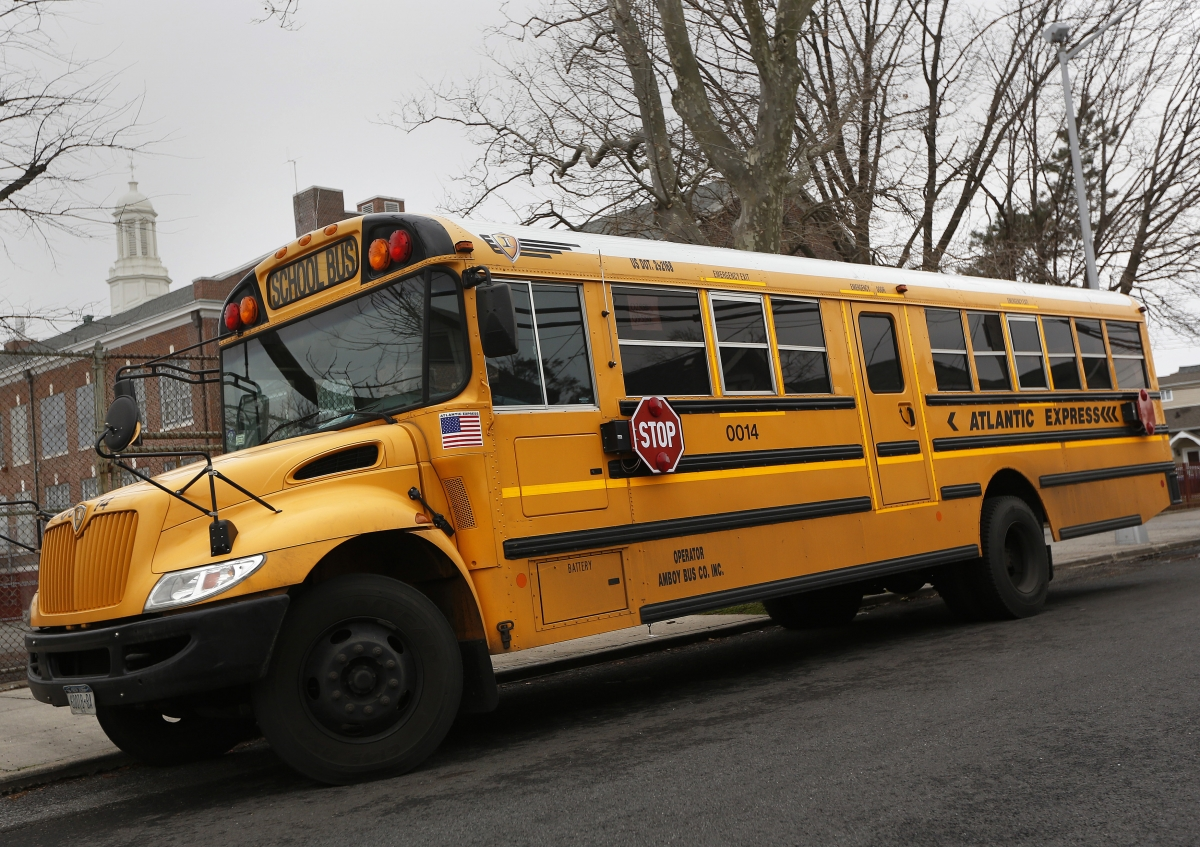 Indiana school bus crash
