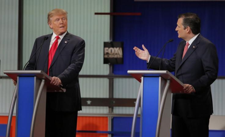 Donald Trump & Ted Cruz