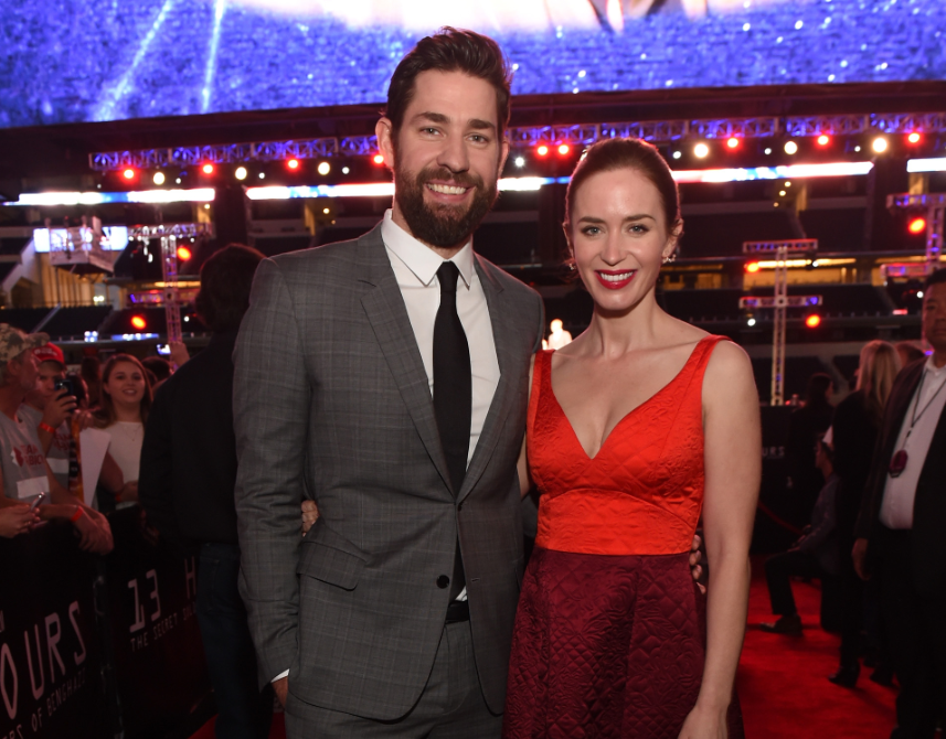 Emily Blunt and John Krasinski announce birth of second ...