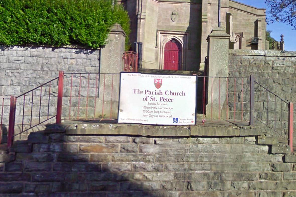 St Peter's Parish church, Lancashire