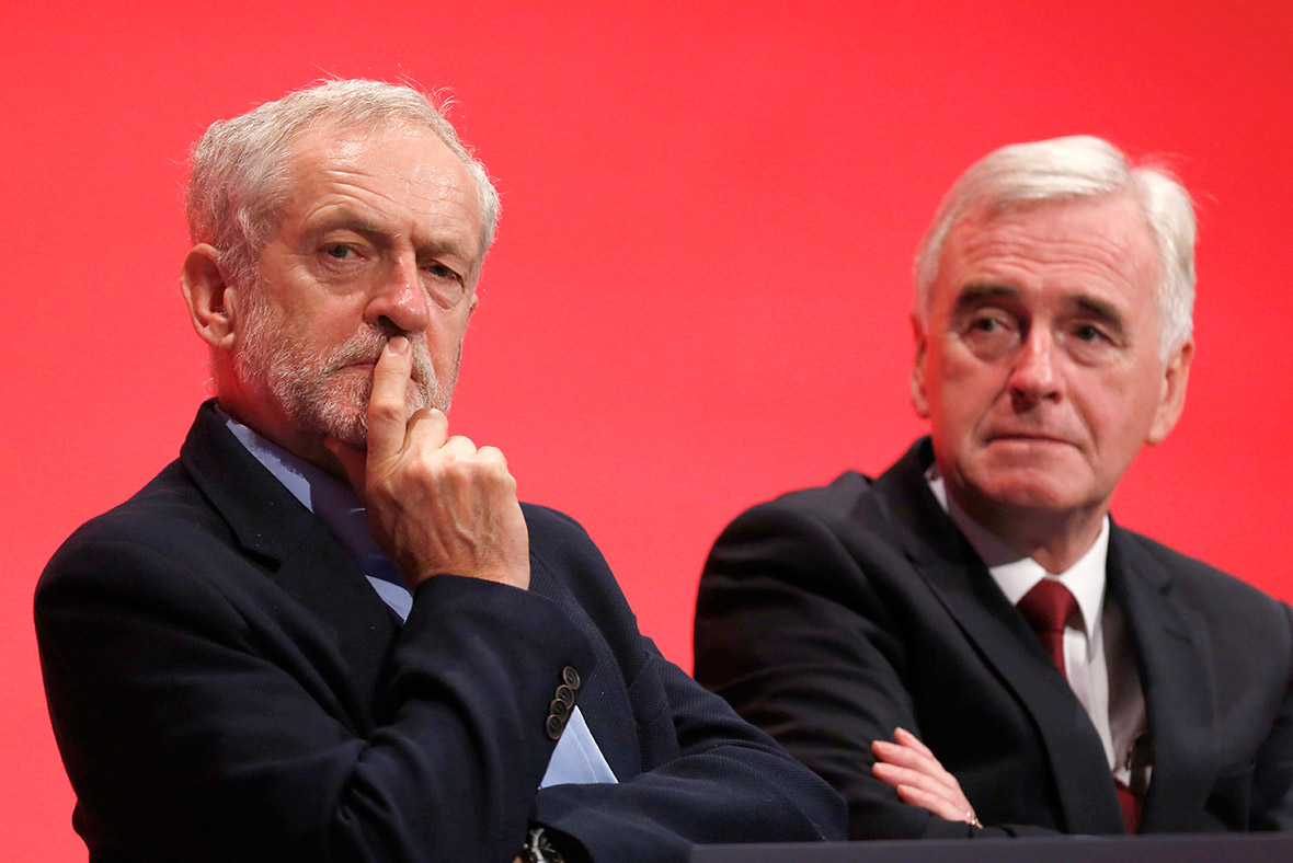EU referendum: Labour will rescue Brexit debate from Tory 'Project Fear' says John McDonnell