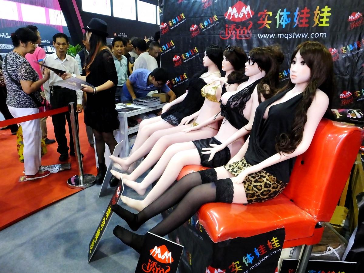 Sex dolls China
