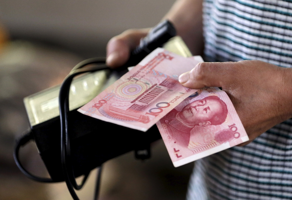 "China warns George Soros on going to ""war on the renminbi"""