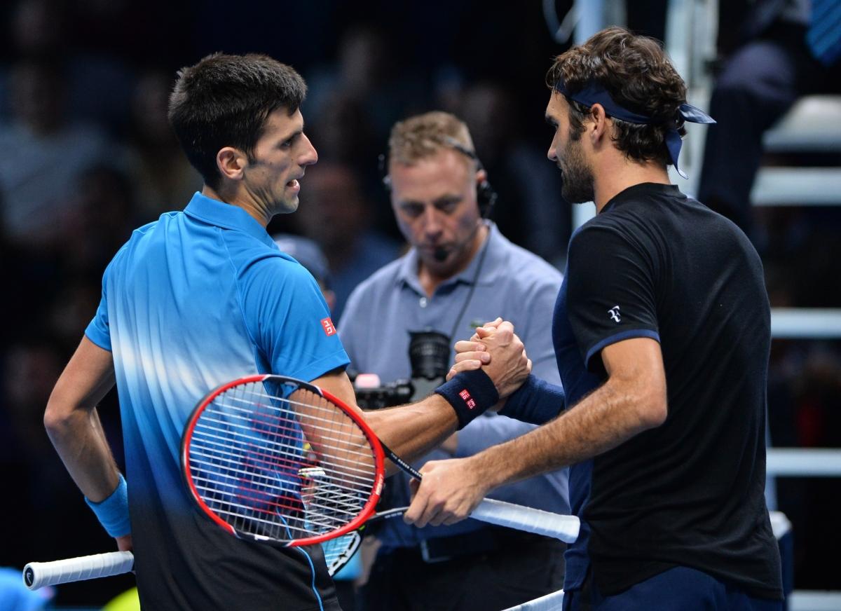 Djokovic Vs Federer