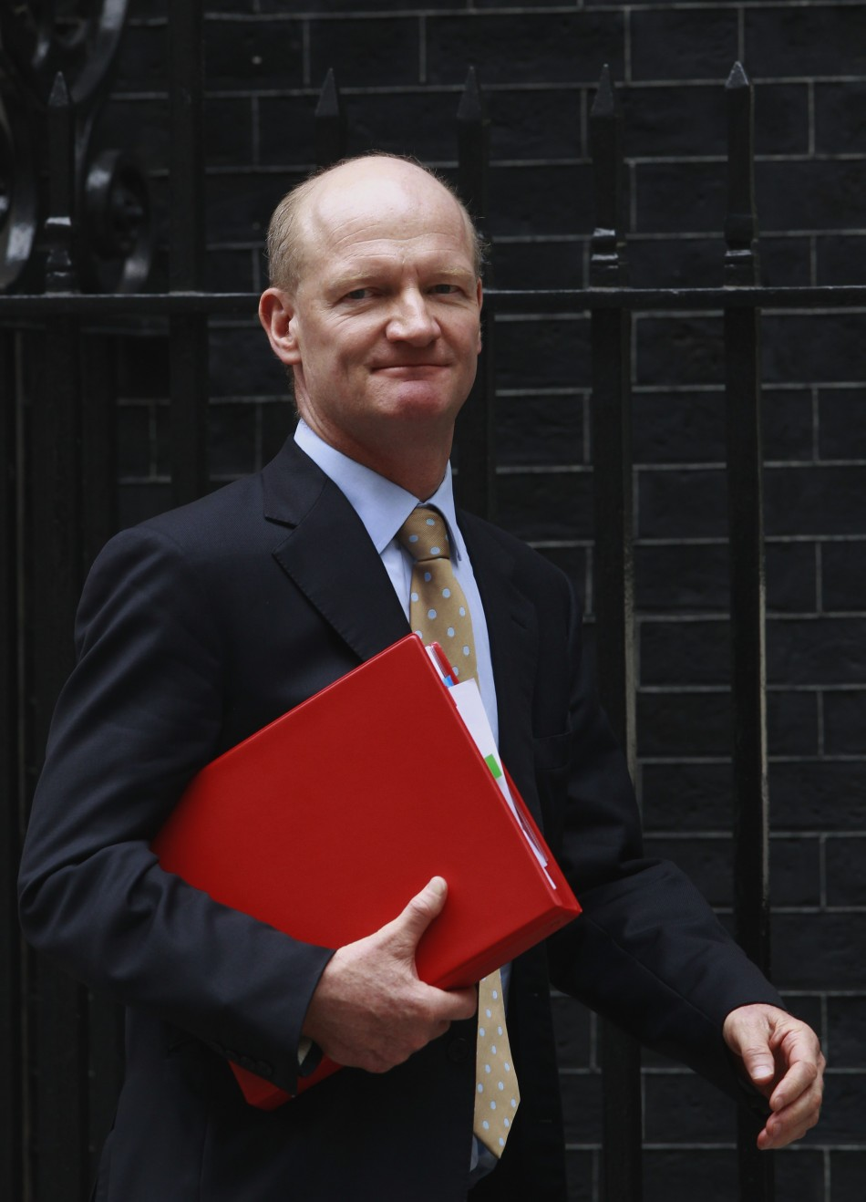 David Willetts Cyber Security Breaches