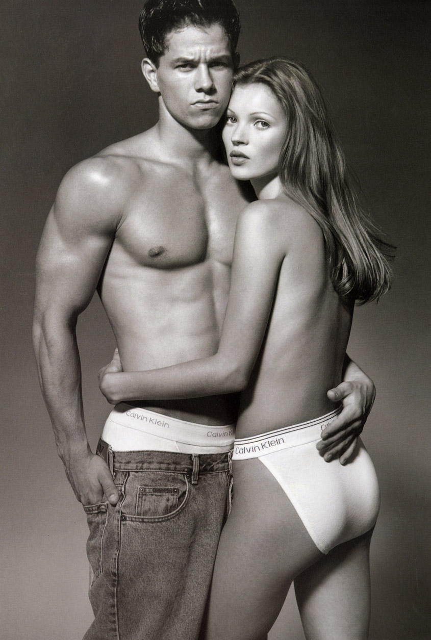 Kate Moss returns to Calvin Klein with