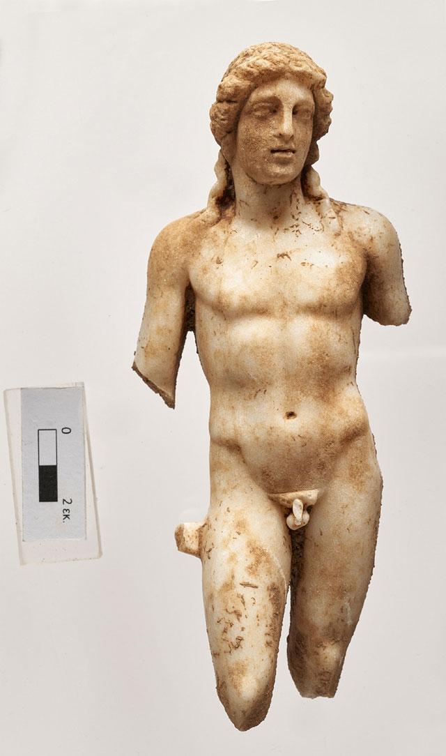greek god apollo