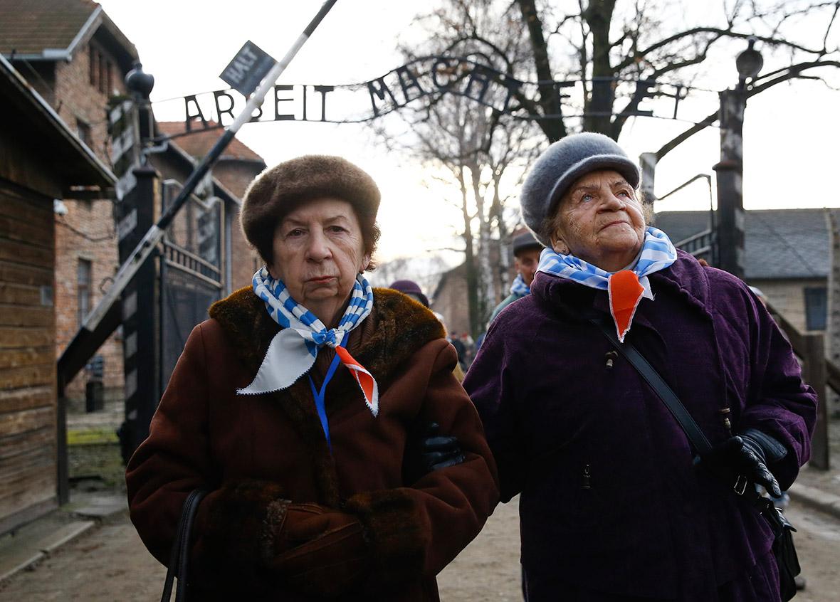 holocaust memorial day 2016 nazi concentration camp