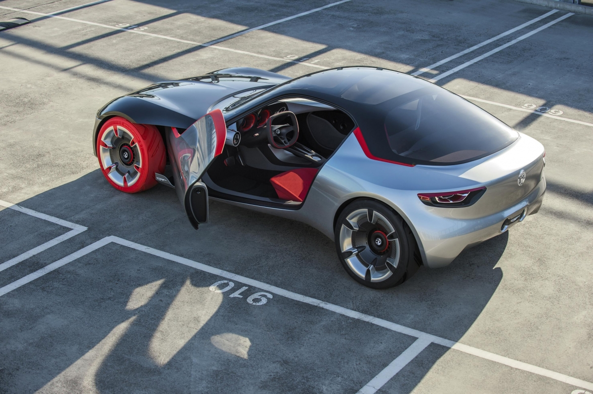 Is This Vauxhall Gt Concept The Sports Car Of Future