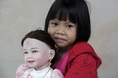 Thai dolls