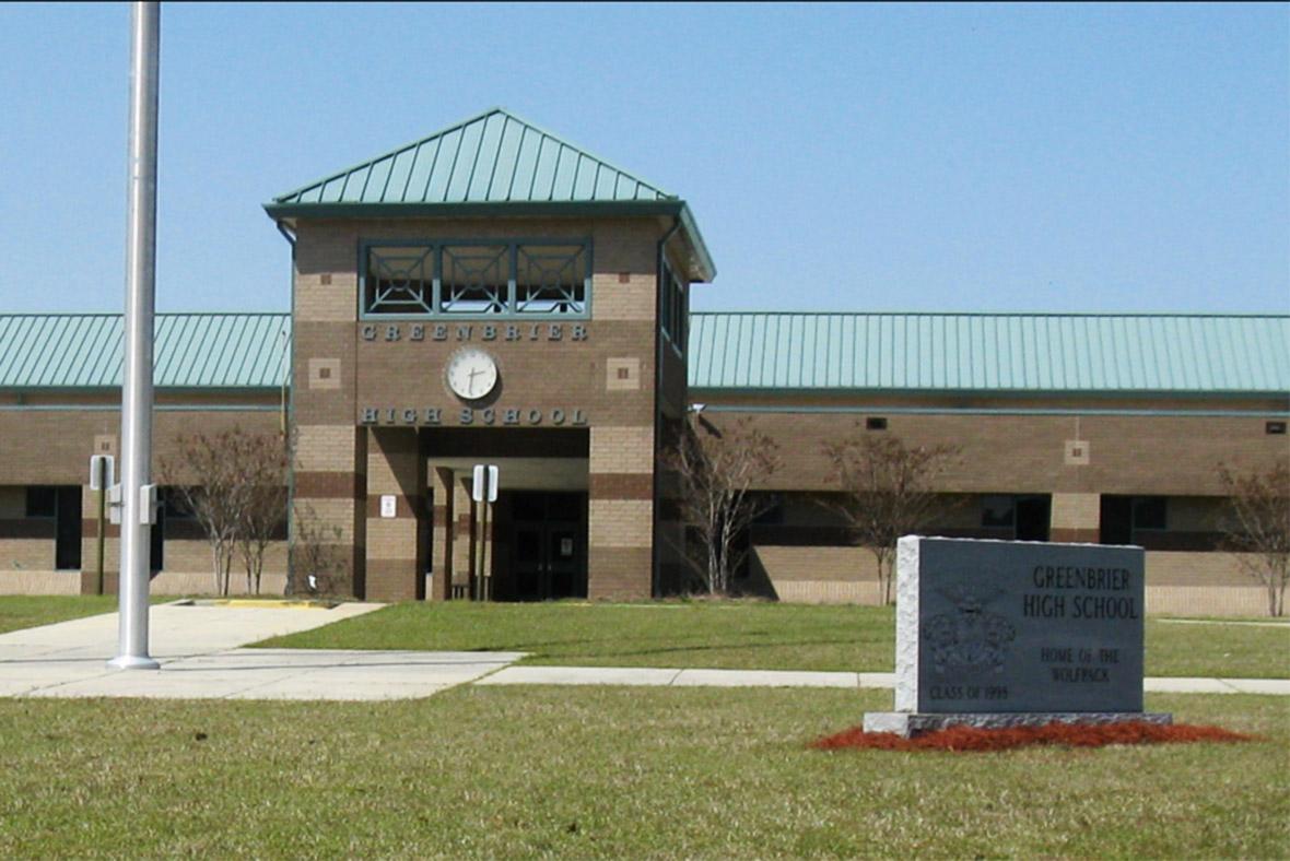 Greenbrier High School, Tennessee